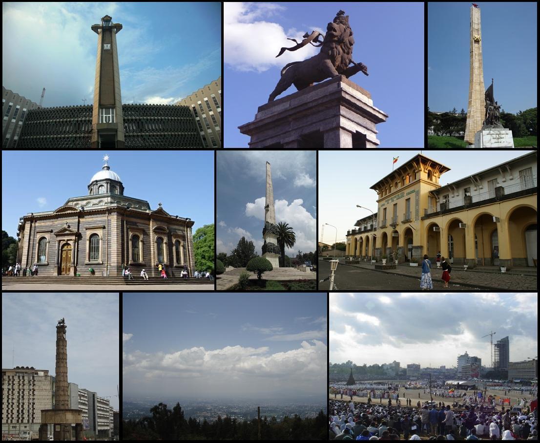 Addis_Abeba_montage_1