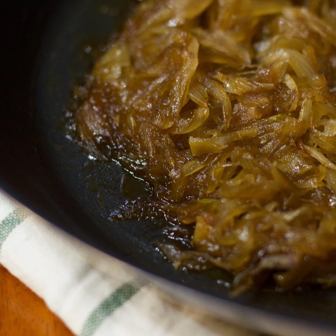 Caramelised Onions 1