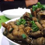 Chicken Feet in Black Bean Sauce