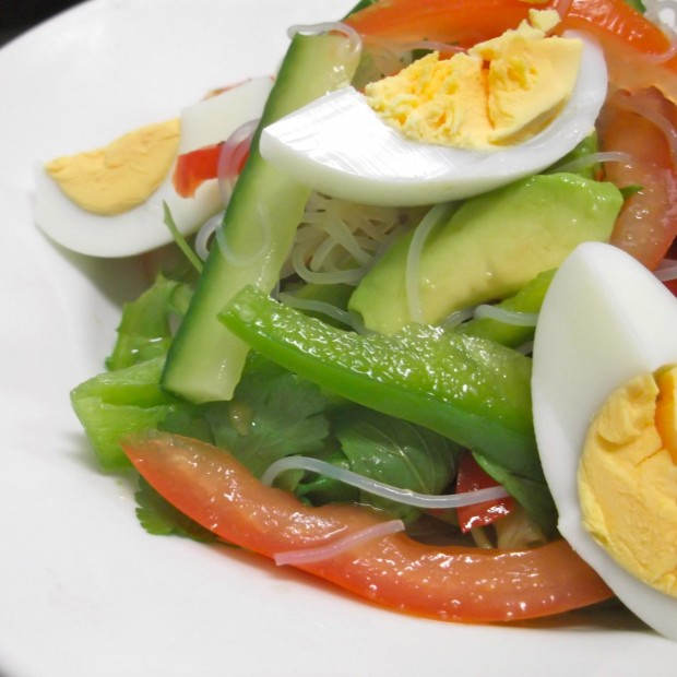 Boiled Egg Salad