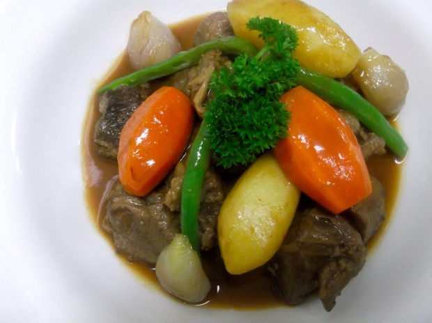 Lamb Navarin