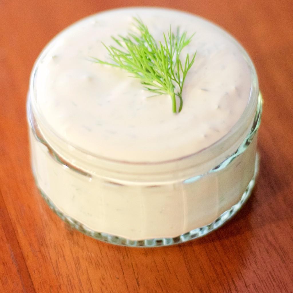 Dill Sour Cream