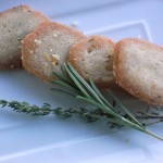 Rosemary and Thyme Biscuits